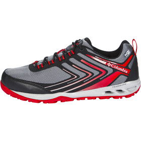 Columbia Ventrailia Razor 2 Outdry Chaussures Homme, ti grey steel/mountain red